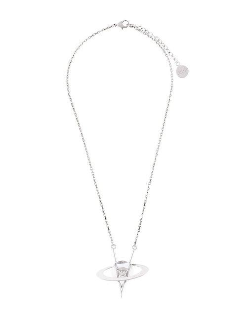 Versace | Мужское Серебристый Orbit Necklace