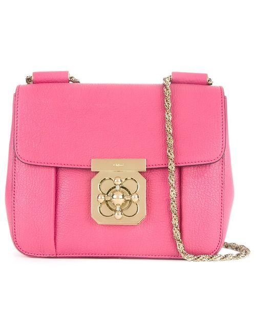 Chloe | Женское Розовый Chloé Elsie Shoulder Bag