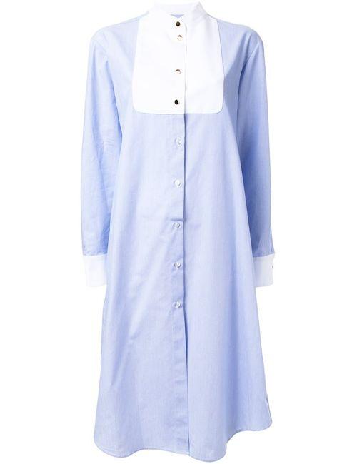 Macgraw | Женское Синее Платье Pony