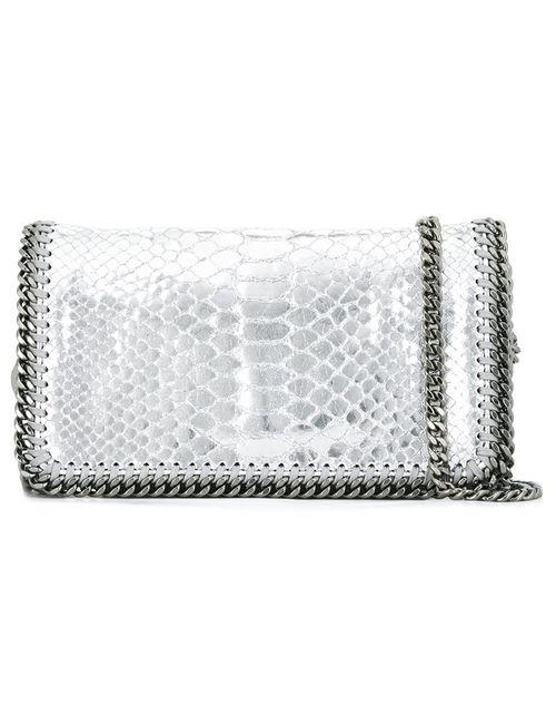 Stella Mccartney | Женское Серебристый Mini Falabella Crossbody Bag