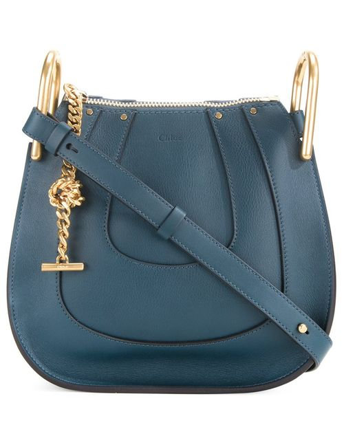 Chloe | Женское Зелёный Chloé Hayley Hobo Shoulder Bag