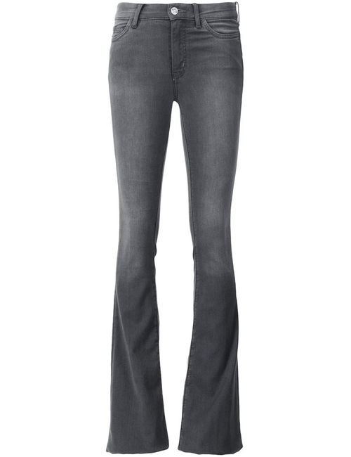 Mih Jeans | Женские Серые Джинсы Кроя Буткат