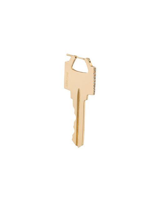 LAUREN KLASSEN | Женское Желтый Key Earring