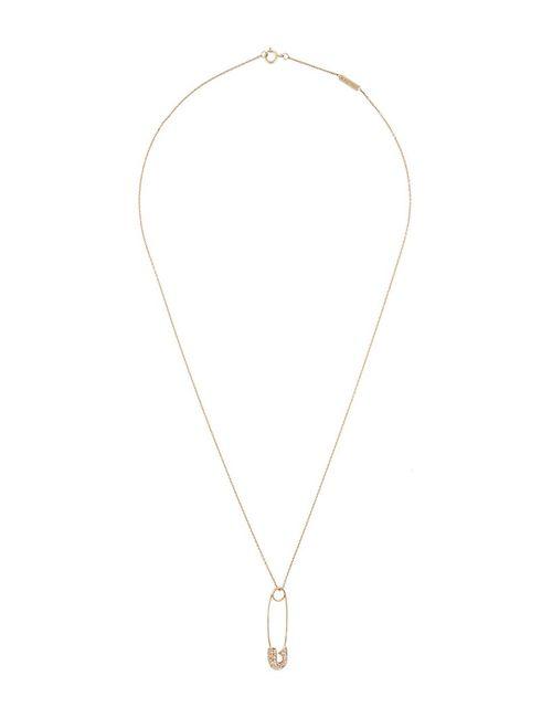 LAUREN KLASSEN | Женское Желтый Safety Pin Necklace