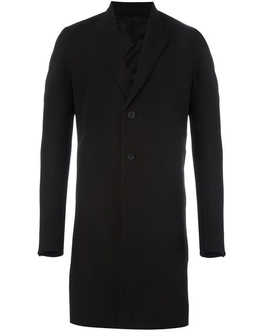 Rick Owens | Мужское Черный Single Breasted Coat