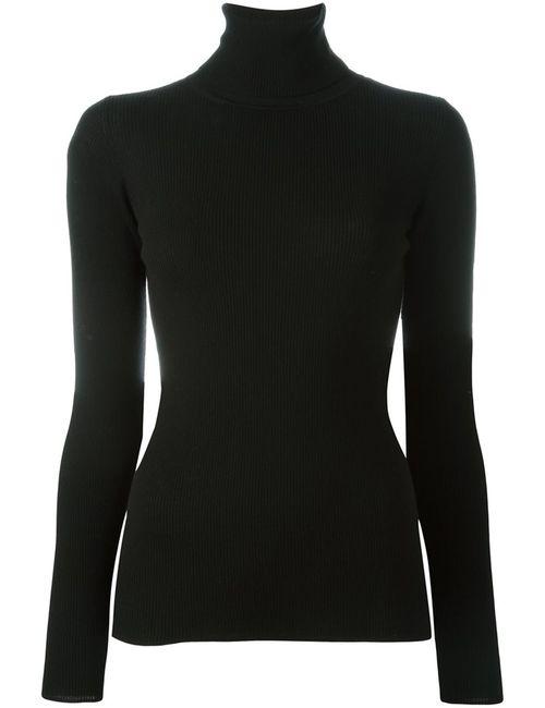 Odeeh   Женское Чёрный Turtleneck Sweater
