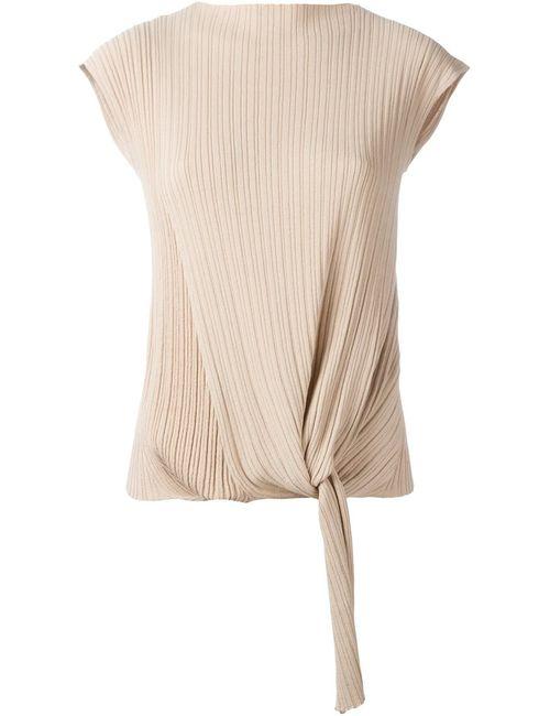 Joseph | Женское Nude & Neutrals Knot Detail Top