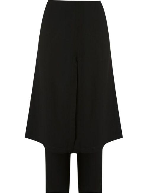 Uma | Raquel Davidowicz | Женское Чёрный Gol Layered Trousers