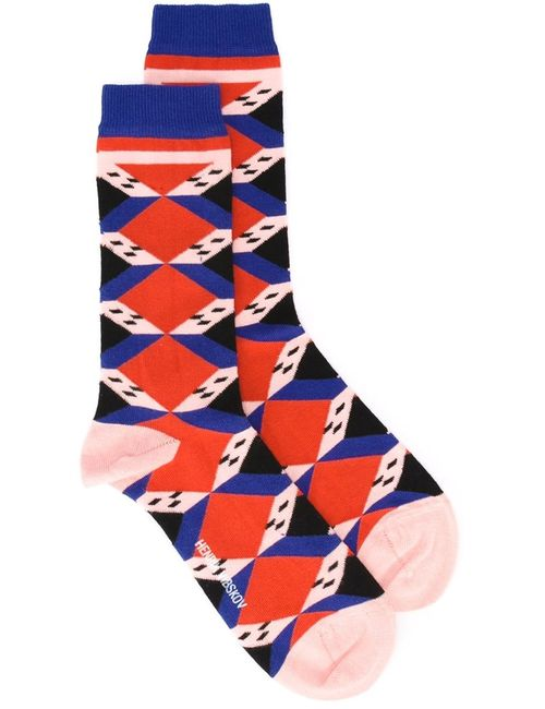 Henrik Vibskov | Женское Розовый Scout House Socks