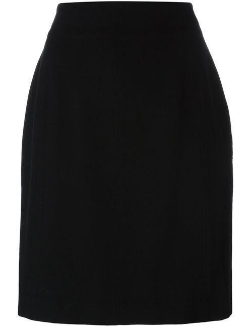 Alaïa Vintage | Женская Черный Юбка-Карандаш