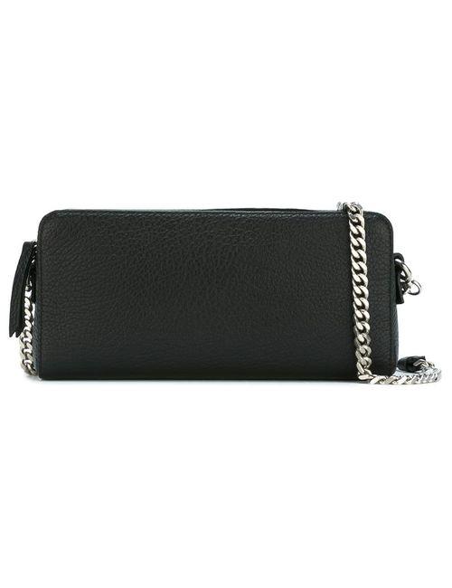 Maison Margiela | Женское Чёрный Chain Strap Shoulder Bag