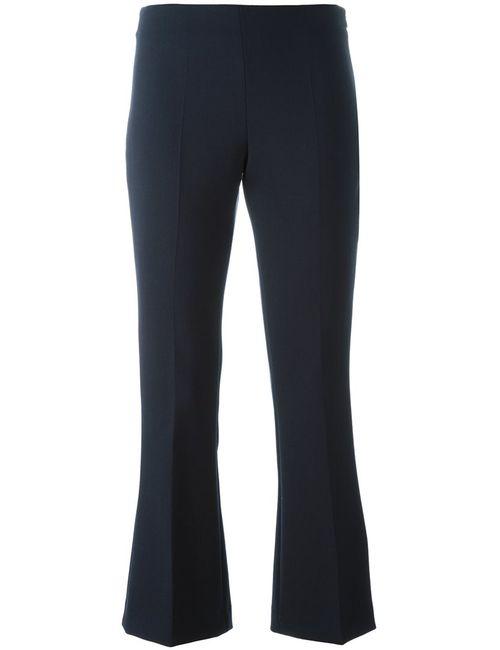 Erika Cavallini | Женское Синий Flared Cropped Trousers