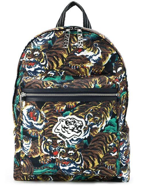 Kenzo | Мужской Многоцветный Рюкзак Flying Tiger