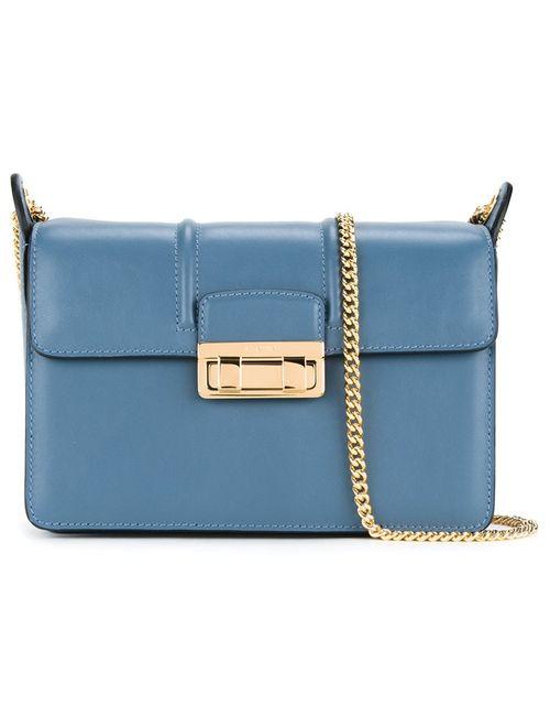 Lanvin | Женское Синий Small Jiji Shoulder Bag