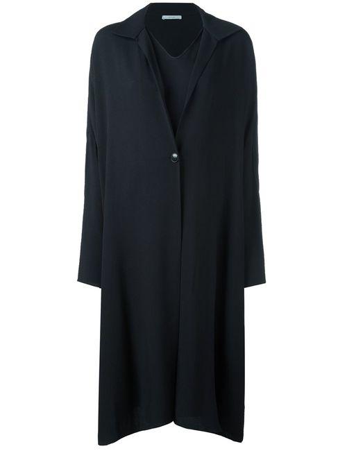 DUSAN | Женское Черный Платье-Пальто