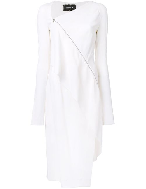KITX | Женское Белое Платье Ying Yang
