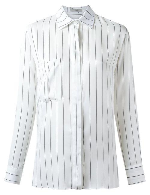 EGREY   Женское Белый Striped Shirt