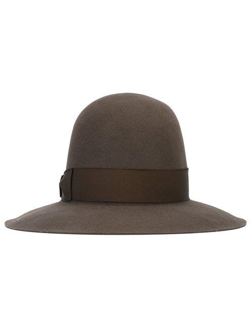 Borsalino | Женское Коричневый Bow Detail Hat