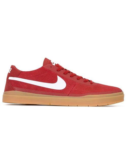 Nike   Мужские Красные Кеды Sb Ruin Hyperfeel