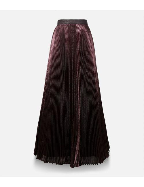 Christopher Kane | Женское Розовый Long Lamé Skirt