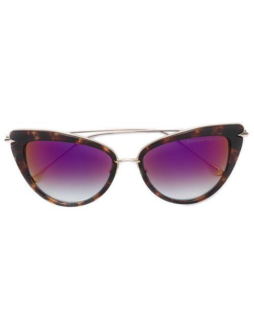 DITA Eyewear | Женские Серебристые Солнцезащитные Очки