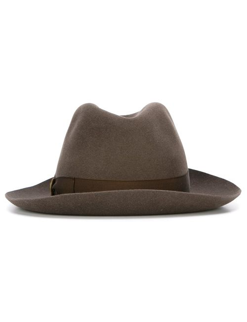 Borsalino | Мужская Коричневая Шляпа-Панама