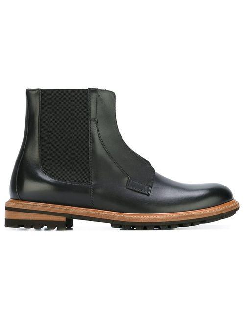 Dolce & Gabbana | Мужское Черный Flap Ankle Boots