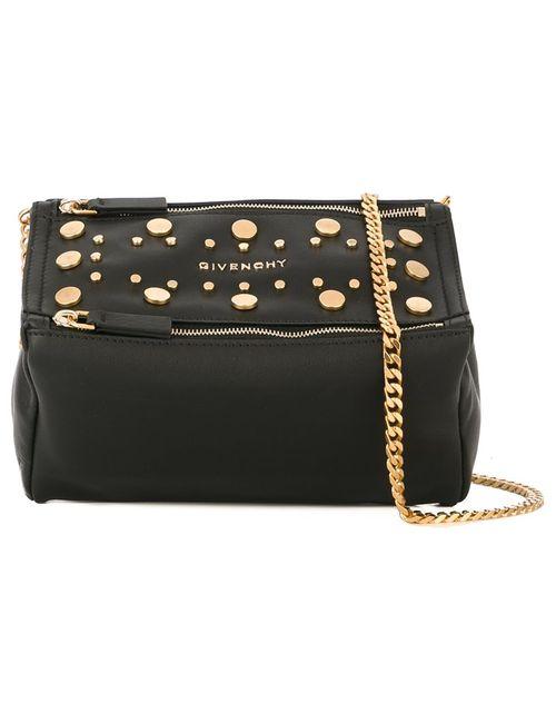 Givenchy | Чёрная Сумка Через Плечо Pandora Мини