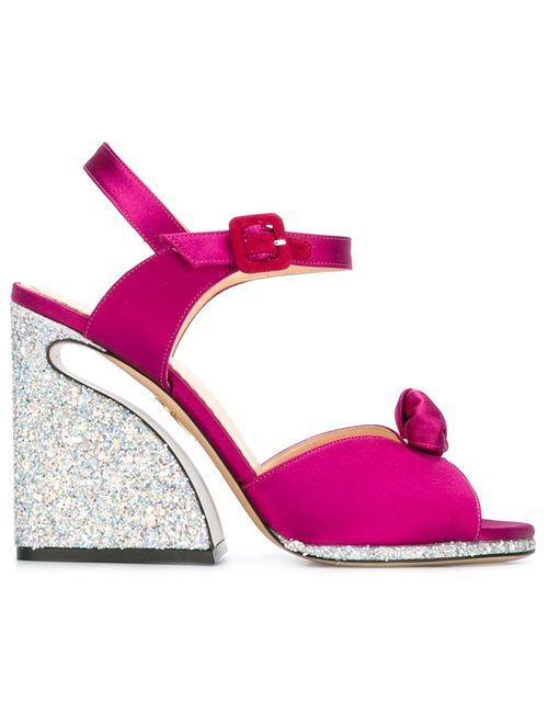 Charlotte Olympia | Женское Розовый Vreeland Sandals