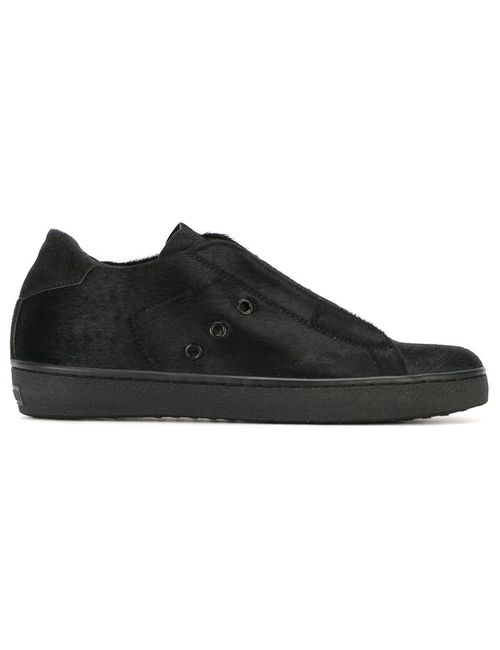 Leather Crown   Чёрный Lc Classic Sneakers
