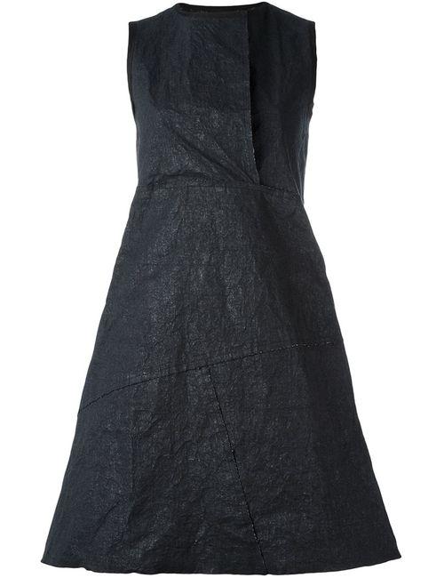 Nostra Santissima | Женское Чёрное Платье Lenna