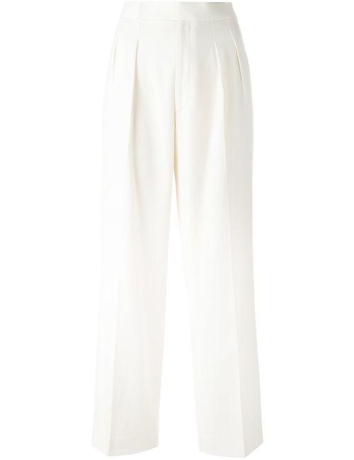 Polo Ralph Lauren | Женские Белые Укороченные Брюки
