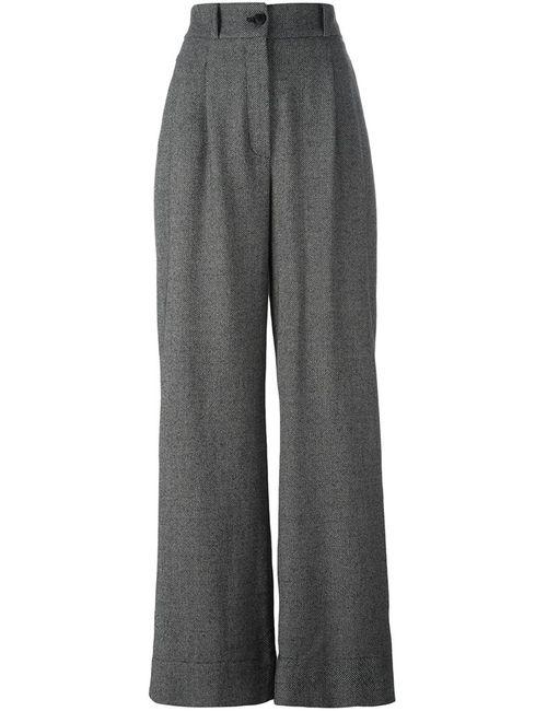 SOCIETE ANONYME | Серый Société Anonyme Wide Leg Trousers