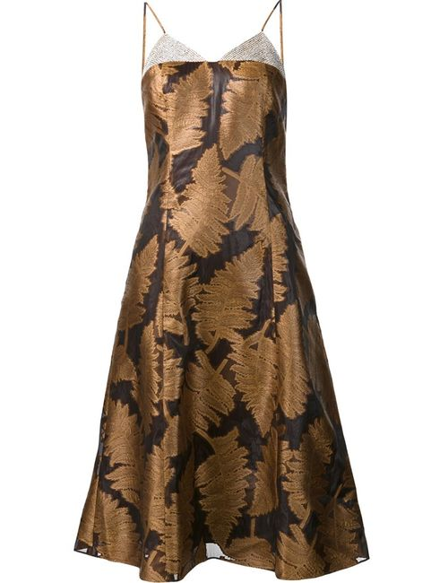 Creatures of the Wind | Женское Коричневый Dante Dress