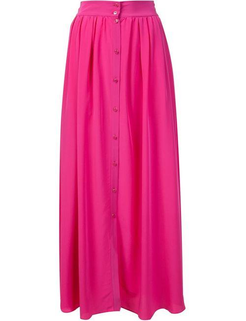 Vanessa Bruno | Женское Розовый High-Waisted Buttoned Skirt