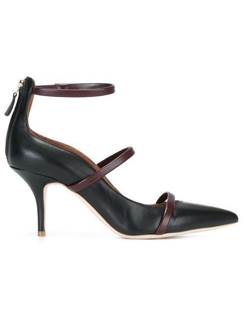 MALONE SOULIERS | Женские Чёрные Туфли-Лодочки Robyn