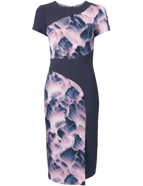 GINGER & SMART   Женское Серое Платье Icelandic