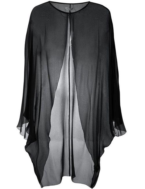 Halston Heritage | Женское Черный Sheer Evening Jacket