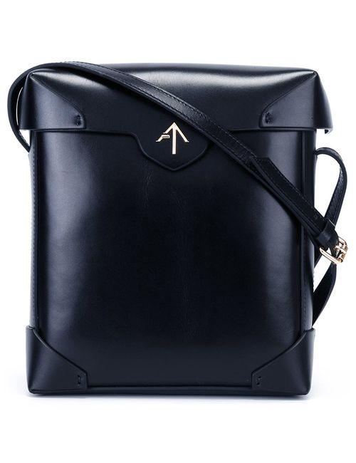 Manu Atelier | Чёрный Pristine Bag