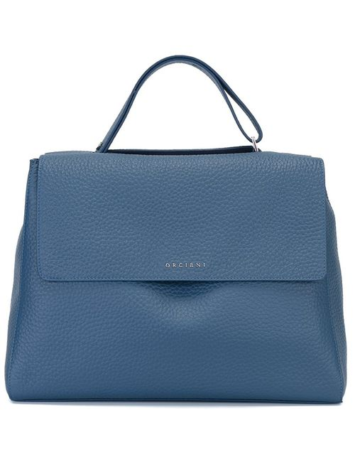 Orciani | Синий Satchel Tote Bag