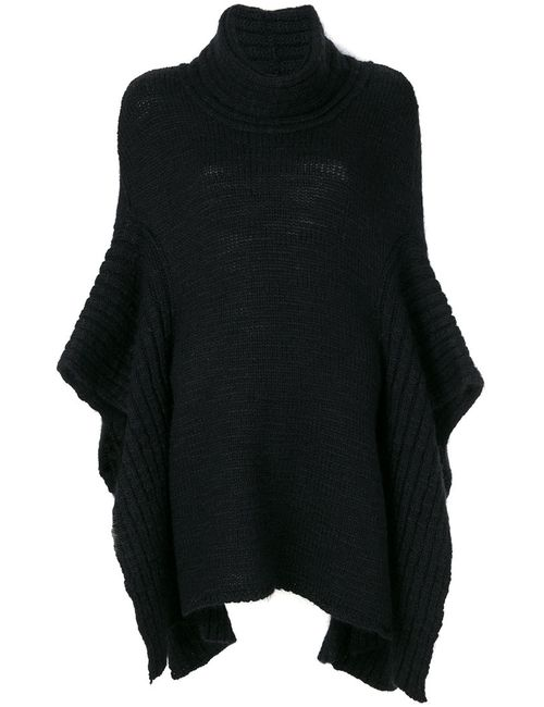 Lost & Found Ria Dunn | Чёрный Oversized Sweater Women