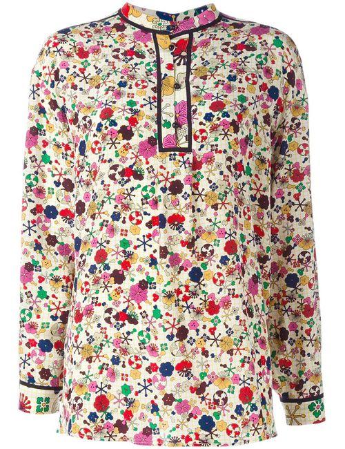 Kenzo | Женская Многоцветная Рубашка Tanami