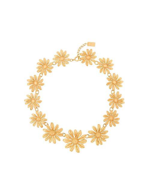 Kenzo | Серебристый Vintage Daisy Necklace