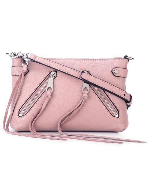 Rebecca Minkoff | Розовый Long Fringes Crossbody Bag