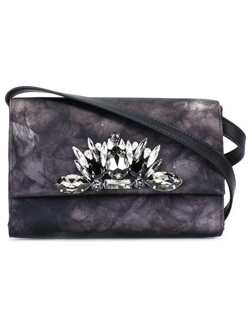Marcel Seraphine   Чёрный Embellished Crossbody Bag