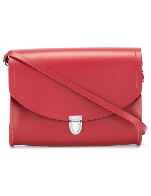 The Cambridge Satchel Company | Красный The Push Lock Bag