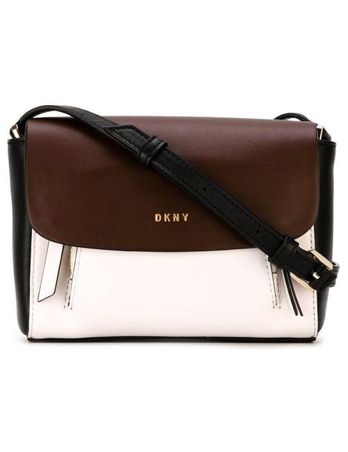 DKNY | Коричневый Mini Colour Block Crossbody Bag