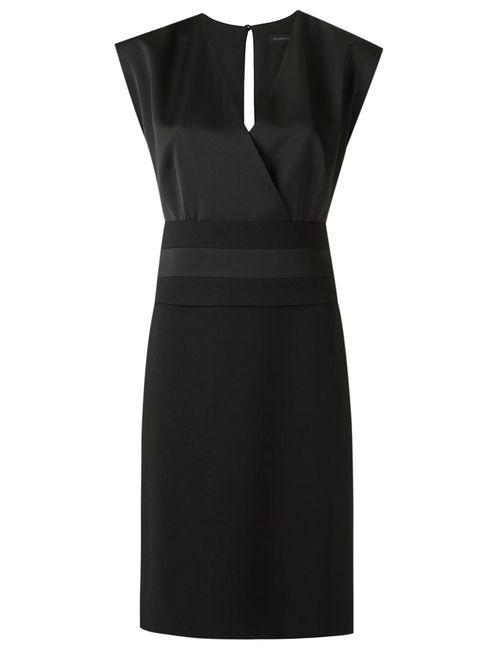 GIULIANA ROMANNO | Женское Черный Shift Dress