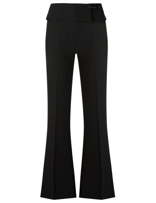 GIULIANA ROMANNO | Черный Flared Trousers