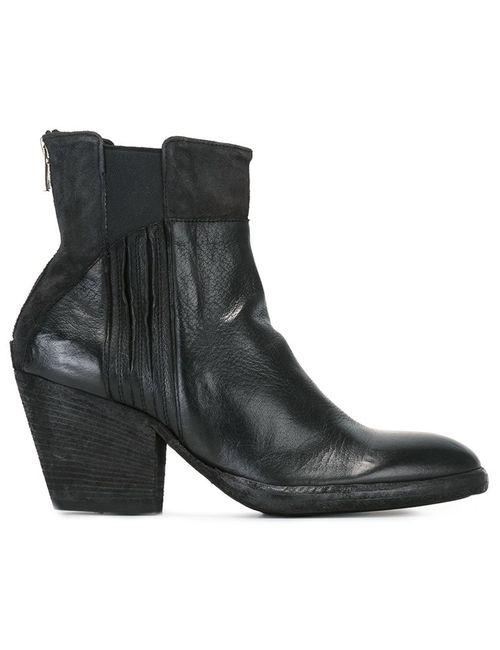 Officine Creative | Женские Чёрные Ботинки Jacqueline
